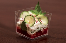 Verrine Mini Craps - La Boutique du Pâtissier
